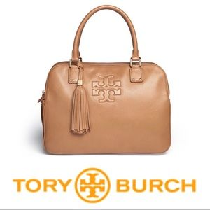 Tory Burch Thea Triple Zip Satchel